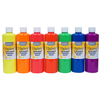 Little Masters® Fluorescent Washable Paint