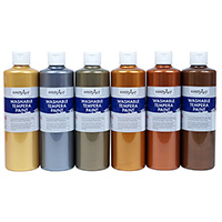 Metallic Washable Paint