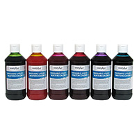 Washable Tropical Liquid Watercolors