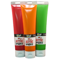 Acrylic Tube Paint