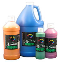 Little Masters® Tempera Paint